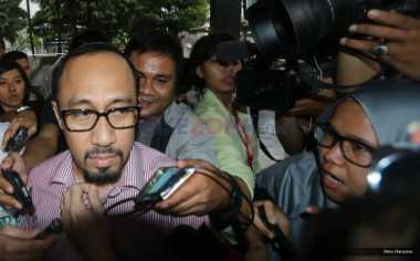 Kabag Sekretariat Komisi V Dicecar KPK soal Andi Taufan