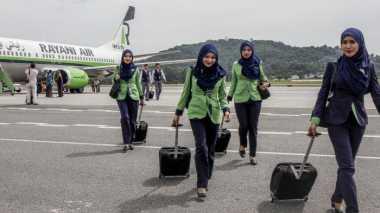 HOT THREAD (3): Rayani Air Dinobatkan Jadi Maskapai Syariah Pertama di Dunia