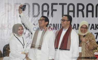 FOKUS: Menakar Peta Kekuatan Tiga Kandidat di Pilgub DKI