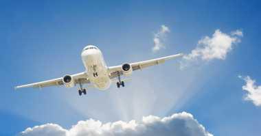 Penerbangan Dibatalkan karena Gunung Meletus, Penumpang Malah Marah-Marah