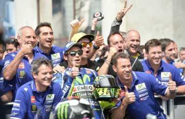 Kepala Kru Tidak Yakin Rossi Akan Pensiun Setelah 2018