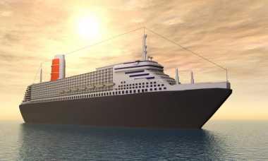 Kapal Pengangkut Kayu Sengon Tenggelam di Selat Madura