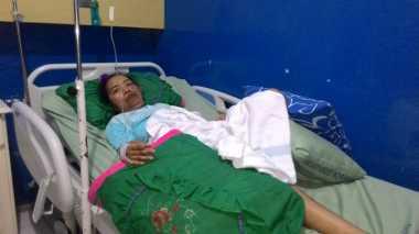 TKI Asal Indramayu Pulang dalam Kondisi Lumpuh