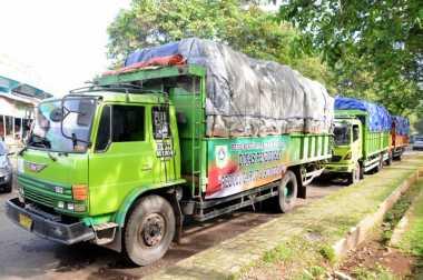 Peduli Garut dan Sumedang, Masyarakat Bogor Galang Dana Rp800 Juta