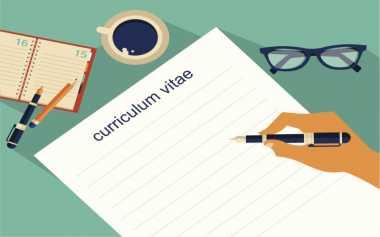 Tips Ampuh Menulis CV yang Benar