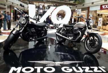 Jual Moge di Indonesia, Moto Guzzi & Aprillia Tiru Cara Harley Davidson