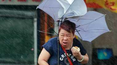 Lima Orang Tewas dan 268 Terluka Akibat Terjangan Topan Megi