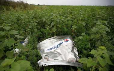 Malaysia Airlines MH17 Ditembak Jatuh Pemberontak Pro-Rusia