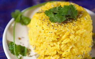 Nasi Kunyit, Resep Sehat untuk Bumil