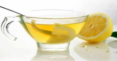 Sedang Tidak Enak Badan? Seruput Saja Hot Lemon Drink