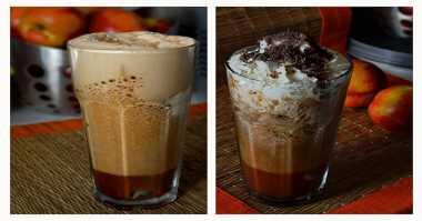 Kurang Semangat Pagi Ini? Seruput Dulu Vanilla Choco Coffee
