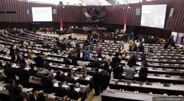 DPR Paripurnakan RUU Jabatan Hakim Pekan Depan