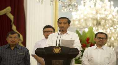 Hari Ini, Jokowi Rapat Bahas Pergantian 39 Jabatan Eselon I