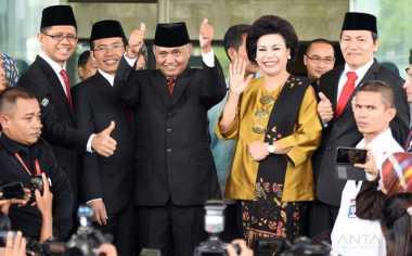 Ketua KPK: Status Ad Hoc Sudah Tak Relevan