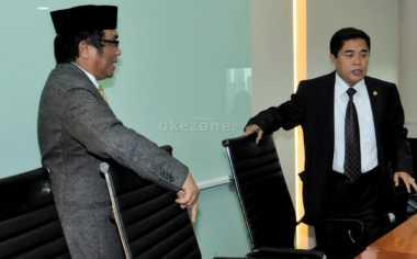 Ketua DPR Enggan Komentari Pemulihan Nama Setya Novanto