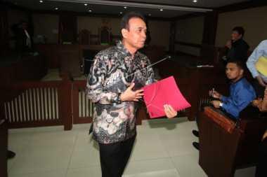 Direktur PT Metropolitan Ungkap Aliran Suap Rp100 Juta untuk Edy Nasution