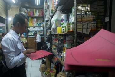 Penjual Obat Kedaluwarsa di Pasar Pramuka Punya Jaringan yang Luas