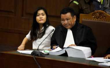 Ruang Sidang Bocor, Jessica Minta Izin Hakim Pindah Duduk