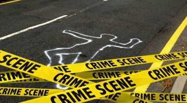 Tabrakan Laga Kambing, Polisi Terpental dan Tewas di Tempat
