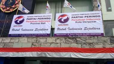 Kantor DPW Bali dan DPD Denpasar Partai Perindo Diresmikan Hari Ini