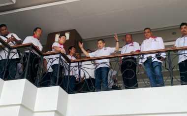Resmikan Kantor DPW Bali, Hary Tanoe Ingin Kader Perindo Solid