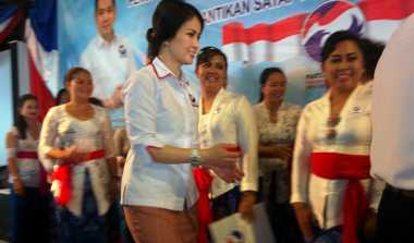 Liliana Tanoesoedibjo Lantik Kartini Perindo Wilayah Bali