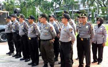 Kawal Demo Buruh, 971 Personel Polisi Diterjunkan di Medan