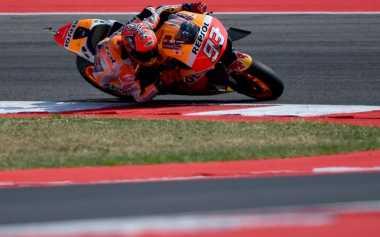 Marc Marquez Tak Pede Raih Gelar Juara di GP Jepang