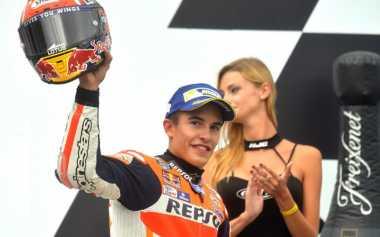 Di GP Jepang, Marquez Akan Lebih Berhati-hati