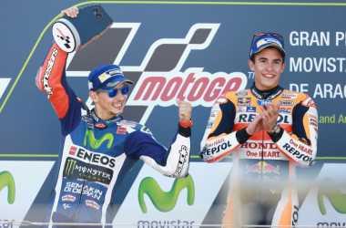 Hot Sport: Lorenzo Berharap Lewati Rossi dan Jadi Runner-up MotoGP 2016