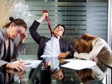 Pikiran Enggak Santai Buat Badan Cepat Lelah di Kantor