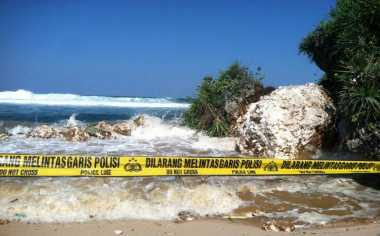 Warga Yogyakarta Diimbau Waspadai Gelombang Tinggi