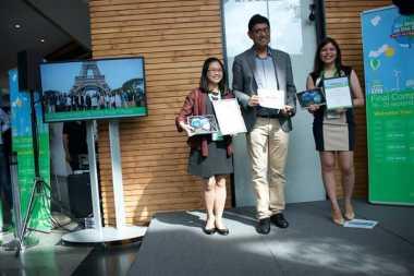 Manfaatkan Transjakarta, Mahasiswa Ini Raih Penghargaan Internasional