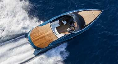 Ikut Jejak Mercy, Aston Martin Juga Bikin Kapal Mewah