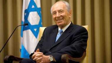 Dosa-Dosa Perang Mantan Presiden Israel Shimon Peres Semasa Hidup