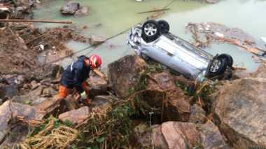 Topan Megi Melanda China, 32 Orang Hilang