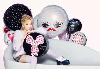 SNSD Taeyeon, Muse Teranyar Brand Kosmetik Stylish Ini