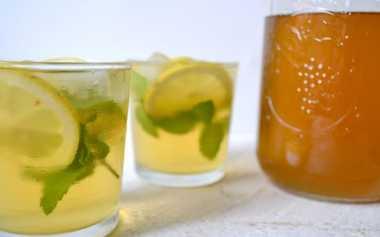 Segarnya Mint Tea Punch untuk Rileksasi di Sore Hari