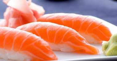 Begini Cara Benar Makan Nigiri Sushi