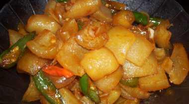 Kikil Tumis Rawit, Lauk Spesial untuk Makan Malam