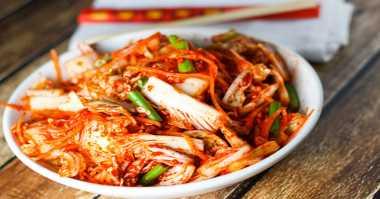 Hampir Semua Makanan Korea Dipadukan dengan Kimchi