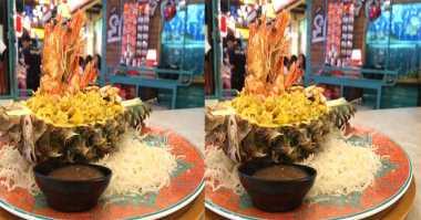 Ini Nasi Goreng yang Paling Populer di Thailand