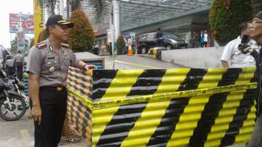 Selidiki Penyebab Ledakan di Depan Detos, Polisi Periksa Empat Saksi