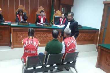 Dijatuhi Hukuman Mati, WN Malaysia Penyelundup Ekstasi Menangis