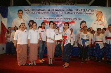 Kartini Perindo Dorong Peran Wanita Tingkatkan Ekonomi Keluarga