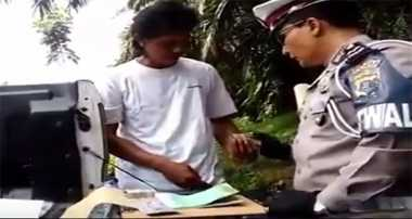 Buntut Aksi Pungli Polisi di Sumut, Kasat Lantas Dicopot