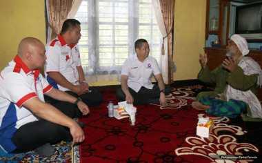 Partai Perindo Bersilaturahmi ke Ponpes Al Umariah Lombok