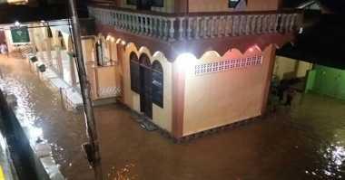 Banjir & Puting Beliung Terjang Kota Binjai