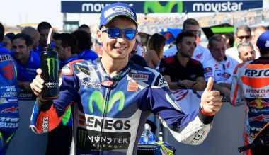 Lorenzo Raih Podium di Aragon, Kepala Kru Yamaha: Kami Beruntung