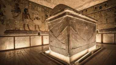 Intip Isi Makam Kuno Mesir di Lembah Para Raja